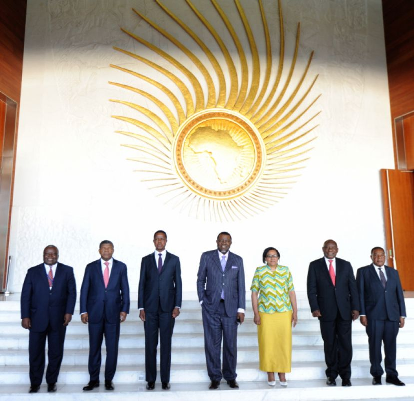 The SADC leaders have called upon the international community to support the government of the DRC to maintain a peaceful and stable environment.