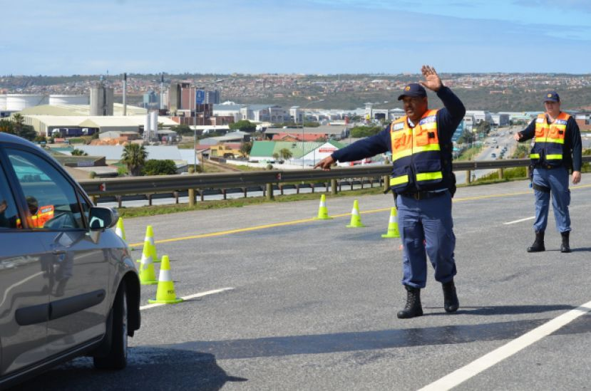 Traffic officers will be out manning the streets to ensure a safer long weekend.