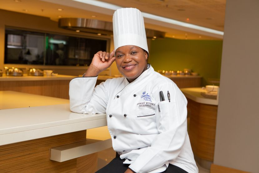 There's a new chef whose cooking up a storm in KZN.
