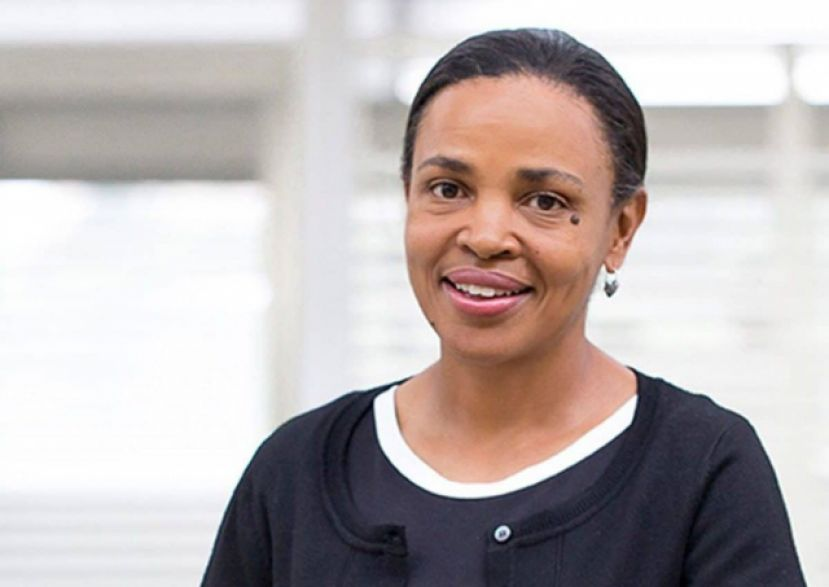 Portia Derby takes on new position as Transnet's CEO.